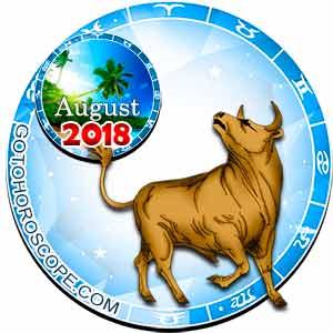 Taurus Horoscope for August 2018