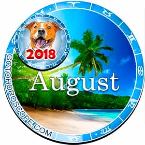 Horoscope for August 2018
