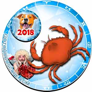 2018 Love Horoscope for Cancer Zodiac Sign