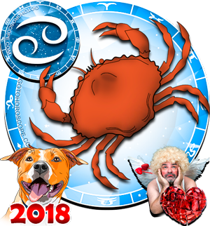 2018 Love Horoscope for Cancer Zodiac Sign
