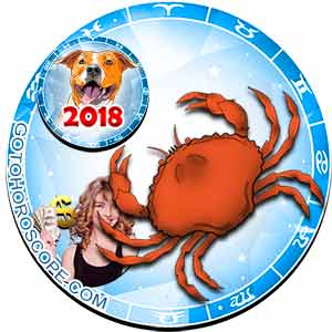 2018 Money Horoscope for Cancer Zodiac Sign