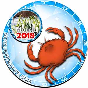 2018 Color Horoscope for Cancer Zodiac Sign