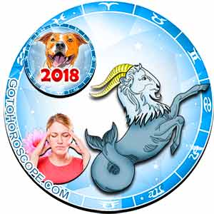 2018 Health Horoscope for Capricorn Zodiac Sign