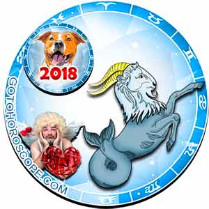2018 Love Horoscope for Capricorn Zodiac Sign