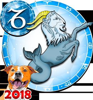 2018 Horoscope Capricorn