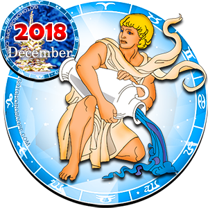 2018 December Horoscope Aquarius for the Dog Year