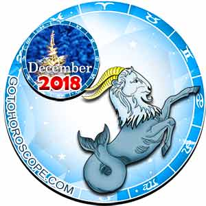 Capricorn Horoscope for December 2018