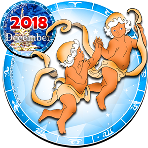 2018 December Horoscope Gemini for the Dog Year