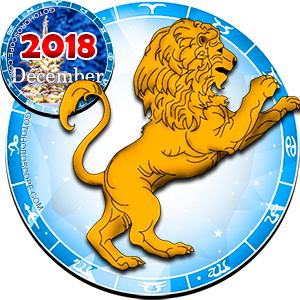 2018 December Horoscope Leo for the Dog Year