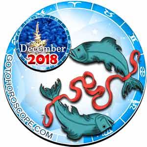 December 2018 Horoscope Pisces, free Monthly Horoscope for December