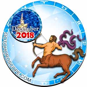 Sagittarius Horoscope for December 2018