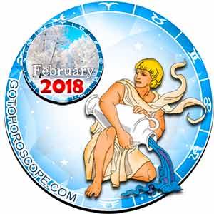 Aquarius Horoscope for February 2018