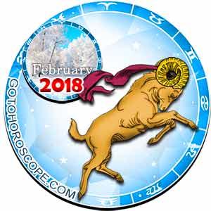 Aries Horoscope for February 2018