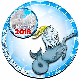 Capricorn Horoscope for February 2018