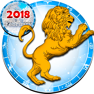 Daily Horoscope for Leo for February 19, 2018