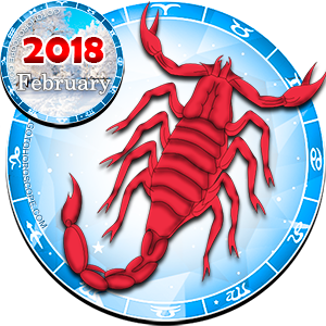 Daily Horoscope for Scorpio for February 19, 2018