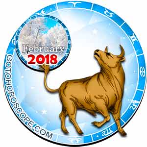Taurus Horoscope for February 2018