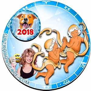 2018 Money Horoscope for Gemini Zodiac Sign