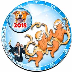 2018 Work Horoscope for Gemini Zodiac Sign