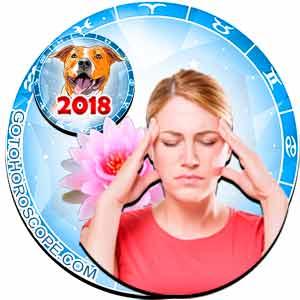 2018 Health Horoscope for 12 Zodiac Sign