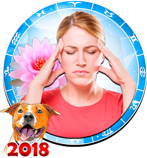 2018 Horoscope Gemini Health