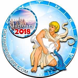 Aquarius Horoscope for January 2018