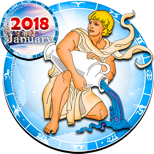 Daily Horoscope for Aquarius for January 14, 2018