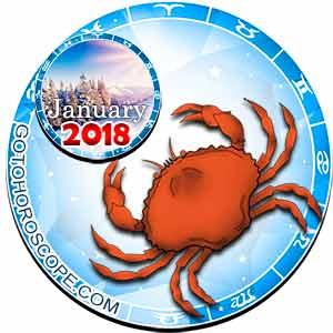 Cancer Horoscope for January 2018