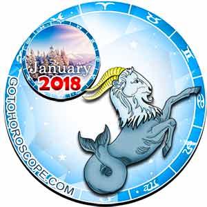 Capricorn Horoscope for January 2018