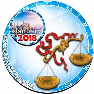 Libra Horoscope for January 2018