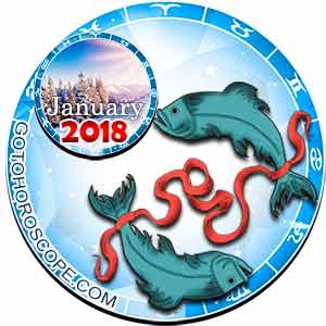 Pisces Horoscope for January 2018