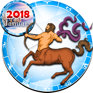 Daily Horoscope for Sagittarius for January 7, 2018