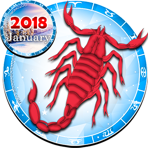 Daily Horoscope for Scorpio for January 14, 2018