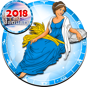 Daily Horoscope for Virgo for January 7, 2018