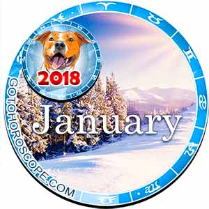 Horoscope for January 2018