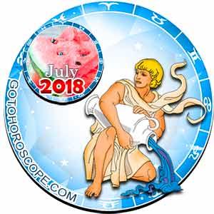 Aquarius Horoscope for July 2018