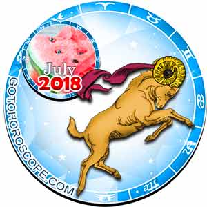Aries Horoscope for July 2018
