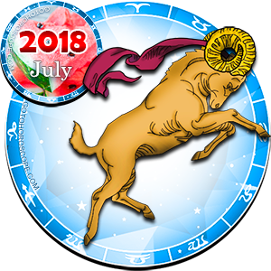 2018 July Horoscope Aries for the Dog Year