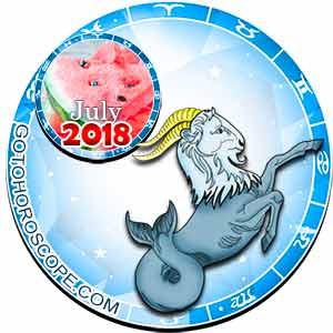 Capricorn Horoscope for July 2018