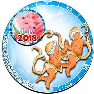 Gemini Horoscope for July 2018