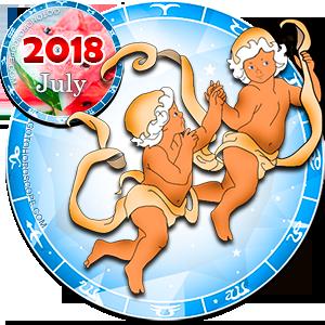 2018 July Horoscope Gemini for the Dog Year