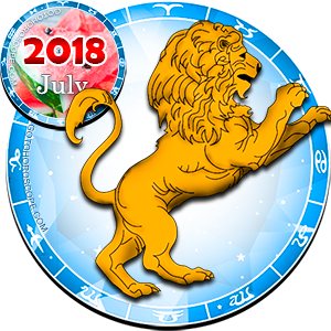 Monthly July 2018 Horoscope for Leo