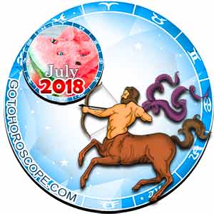 Sagittarius Horoscope for July 2018