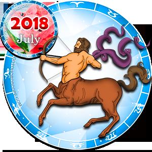 2018 July Horoscope Sagittarius for the Dog Year