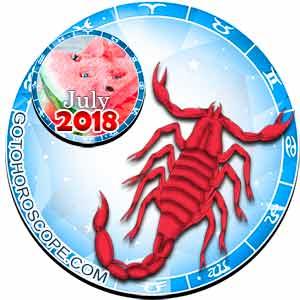Scorpio Horoscope for July 2018