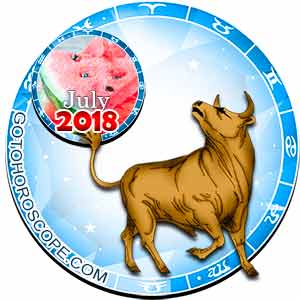 Taurus Horoscope for July 2018