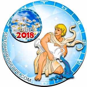 Aquarius Horoscope for June 2018
