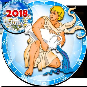 2018 June Horoscope Aquarius for the Dog Year