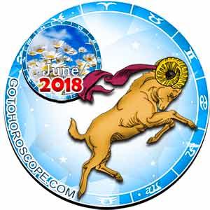 Aries Horoscope for June 2018
