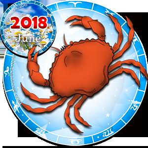 Cancer Horoscope for June 2018